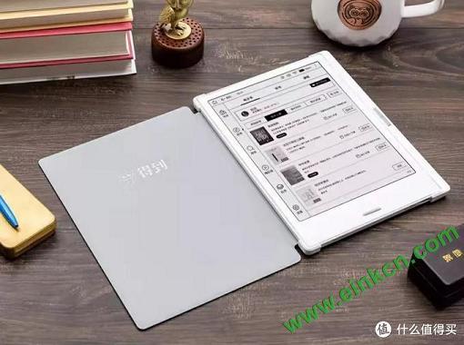 罗辑思维旗下得到APP全新阅读器,7.8英寸安卓9.0系统 电子墨水阅读器 第1张
