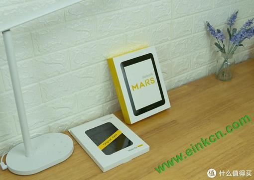 博阅likebook Mars开箱!为了吃泡面更香,安卓电纸书评测购买推荐 电子墨水阅读器 第3张