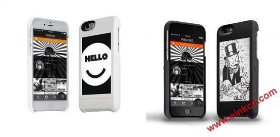 一个手机壳,让 iPhone 6 秒变双屏手机
