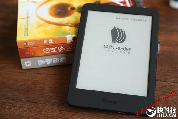 请叫我大容量移动读书馆 掌阅iReader Plus电纸书体验评测