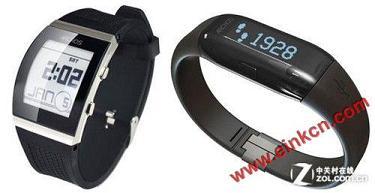 智能手表要火! CES 2014智能腕表盘点