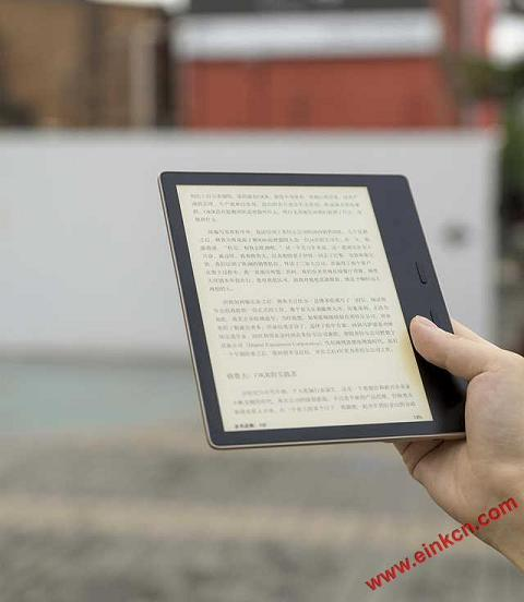 一片全新的绿洲——Kindle Oasis 2019上手体验