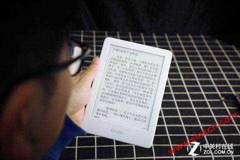 照亮知识的光芒 Kindle阅读器青春版评测