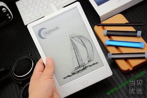 远比Kinlde强大的手写电子书:博阅Likebook Muese首发评测