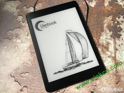 博悦Likebook Ares 7.8寸电子墨水阅读器评测购买分享