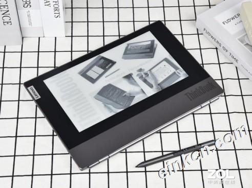 全球首款A面墨水屏笔记本ThinkBook Plus试用/使用/评测  ThinkBook Plus评测 Plus购买 Plus价格 Plus使用感受 Plus京东 Plus预售 Plus值不值得买 Plus如何购买 Plus手写笔记 Plus双屏笔记本 Plus双屏 Plus墨水屏 第2张
