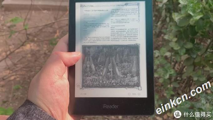 【电纸书评测】掌阅iReaderA6,墨水屏阅读器中的旗舰机