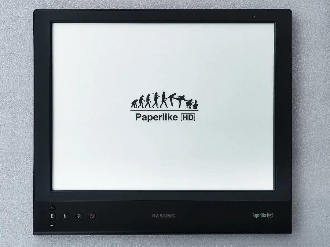 经典回归:大上Dasung电子墨水显示器Paperlike HD复产重售
