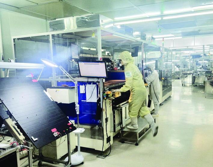 川奇光电与TCL华星深度合作  42英寸电子纸在扬量产
