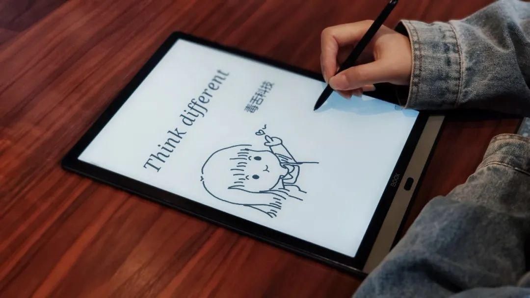墨水屏笔记本评测:有这个智能墨水平板,手里的iPad一下就不香了!