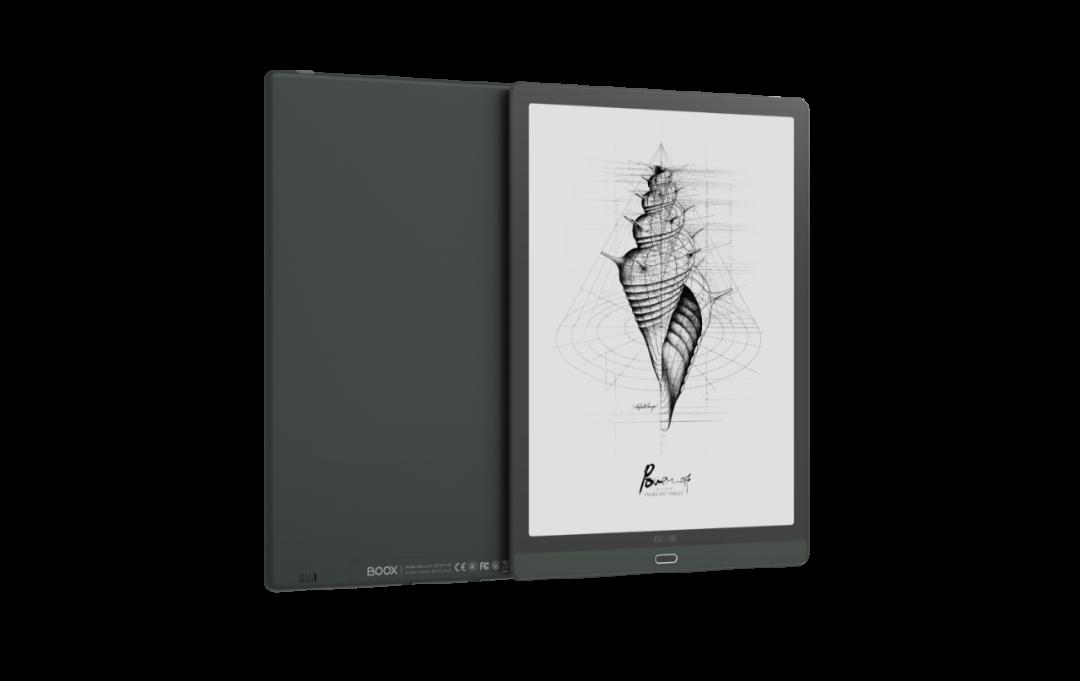 线下首发丨BOOX Max Lumi智能墨水平板