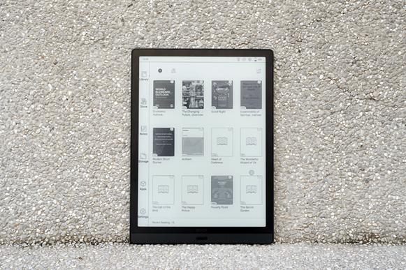 13.3英寸超大屏电子纸旗舰:文石BOOX Max Lumi试用感受