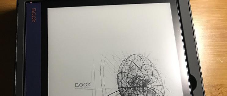 治愈选择困难症——BOOX Note Air简评