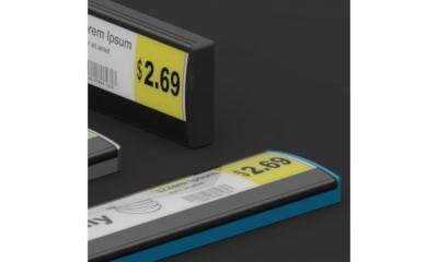 UST Global launches whole-shelf flexible E Ink ESLs