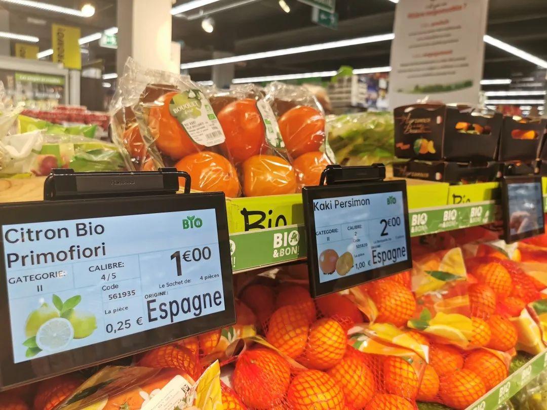 探店007:走进欧尚布洛涅,看看法国人民爱逛的超市什么样