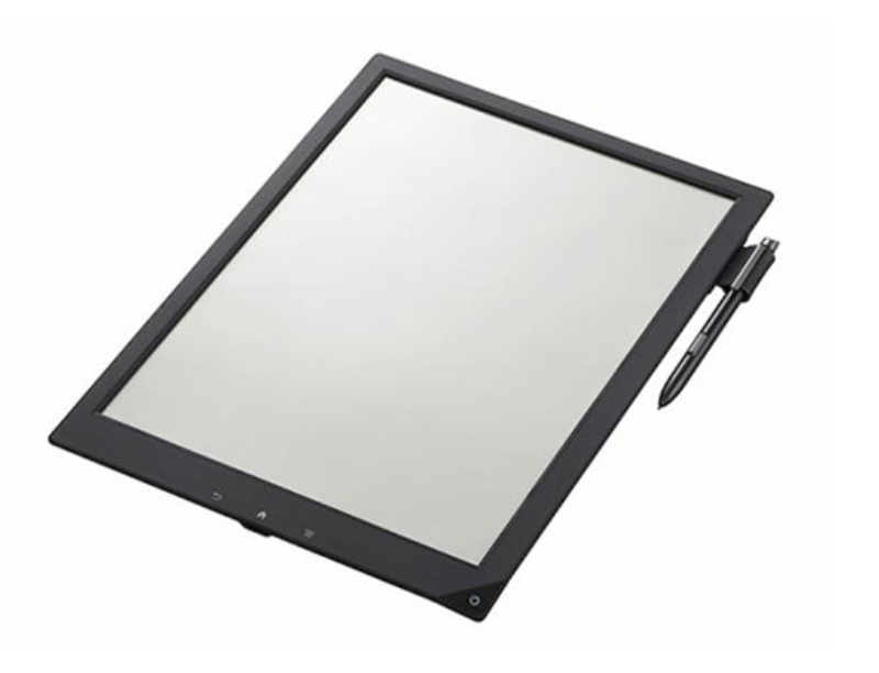 Sony Digital Paper (DPT-S1) System Update 固件升级